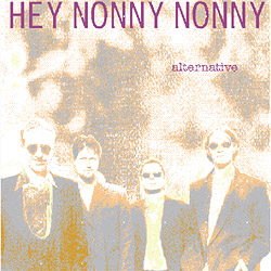"Cover of ""The Best of HEY NONNY NONNY"""